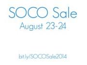OC Mix Sidewalk Sale Aug. 23-24