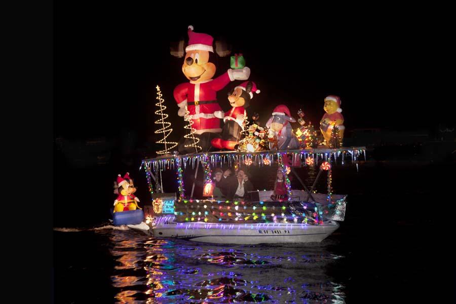 Newport Beach Boat Parade