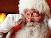 Photos of Santa at Fashion Island Newport Beach